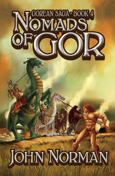 Buy Nomads of Gor at Amazon