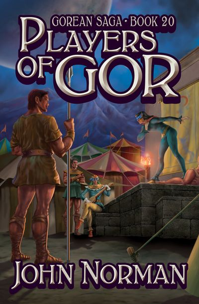 Buy Players of Gor at Amazon
