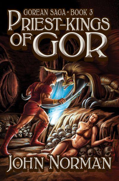 Buy Priest-Kings of Gor at Amazon
