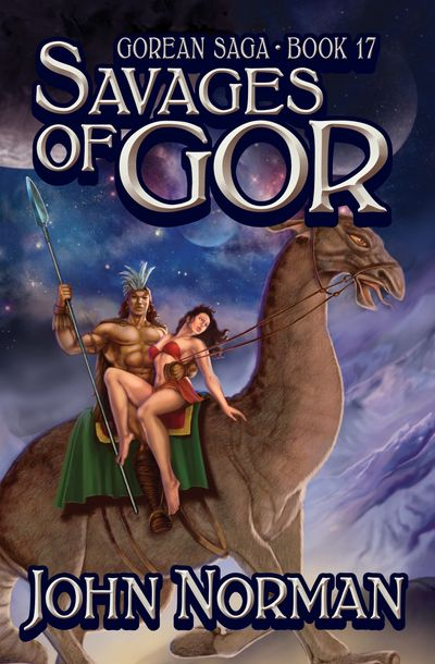 Buy Savages of Gor at Amazon