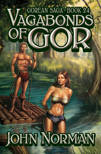 Buy Vagabonds of Gor at Amazon