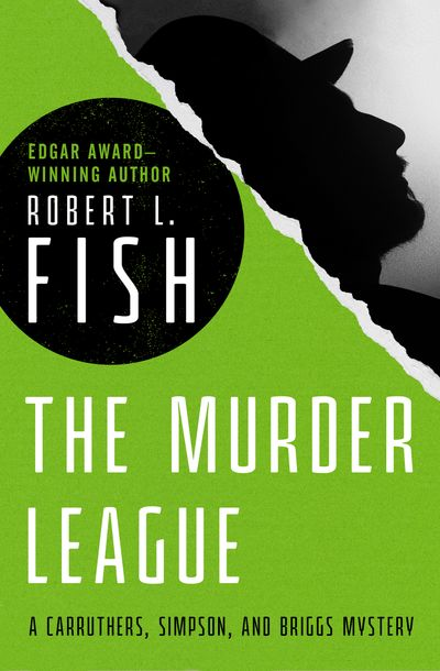Buy The Murder League at Amazon