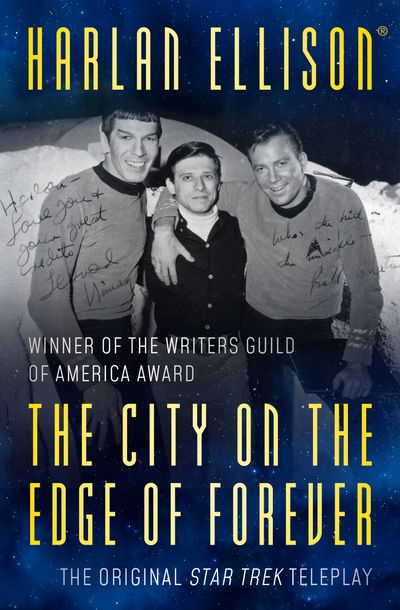 Buy The City on the Edge of Forever at Amazon