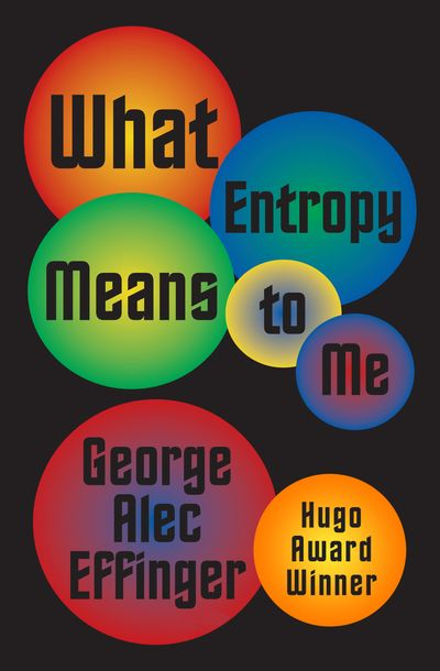 Buy What Entropy Means to Me at Amazon