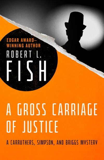 Buy A Gross Carriage of Justice at Amazon