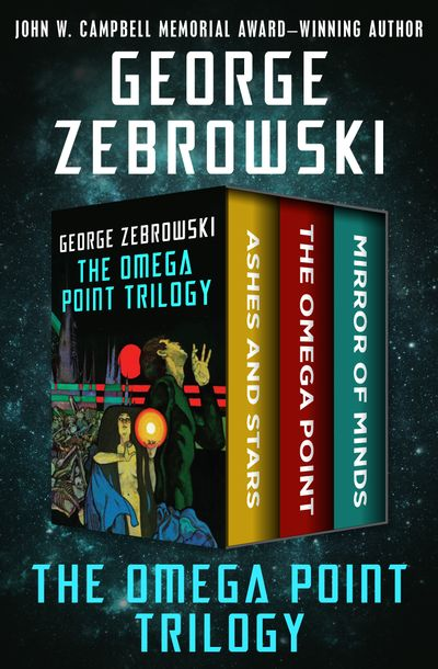 Buy The Omega Point Trilogy at Amazon