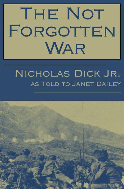Buy The Not Forgotten War at Amazon