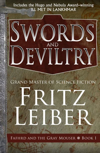 Buy Swords and Deviltry at Amazon