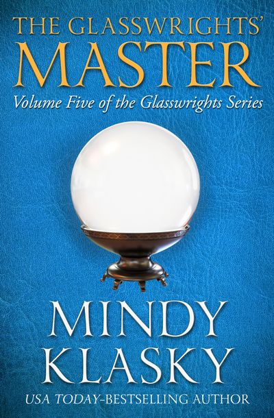 Buy The Glasswrights' Master at Amazon