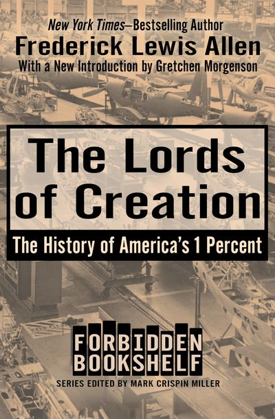 Buy The Lords of Creation at Amazon