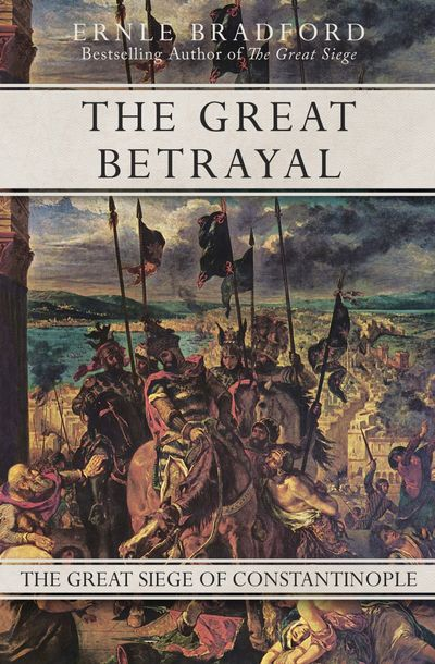 Buy The Great Betrayal at Amazon