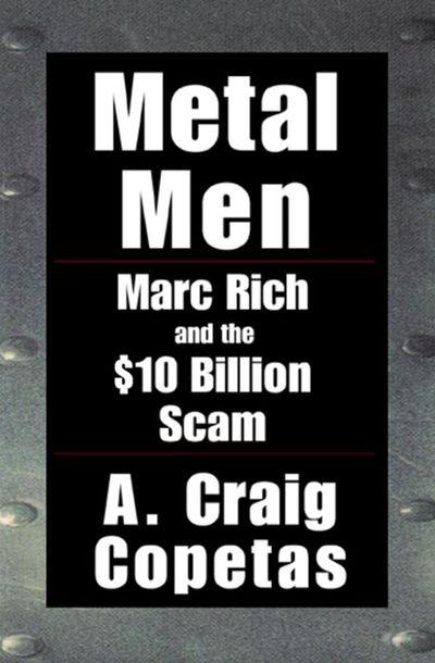 Buy Metal Men at Amazon