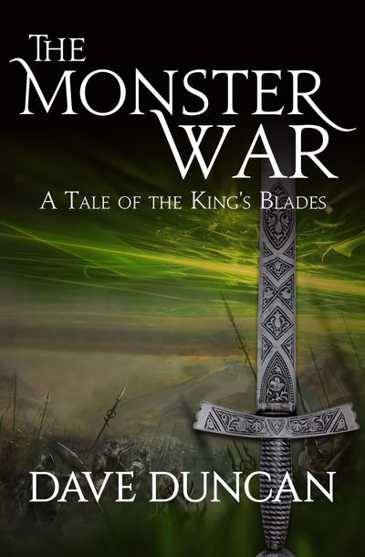 Buy The Monster War at Amazon