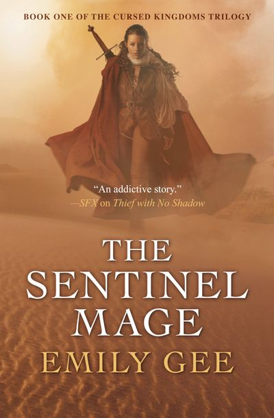 Buy The Sentinel Mage at Amazon