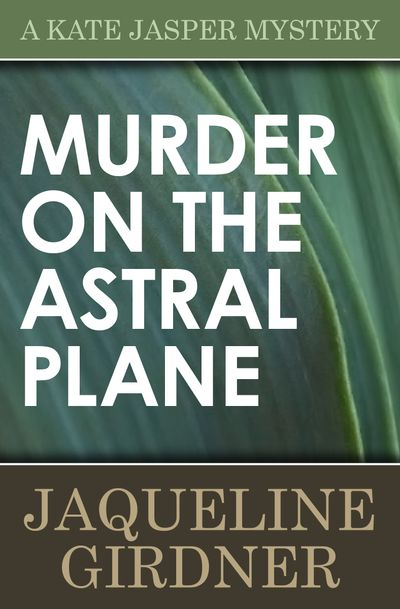 Buy Murder on the Astral Plane at Amazon