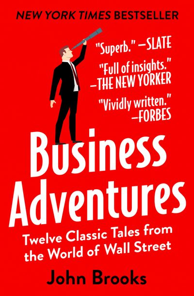 Buy Business Adventures at Amazon