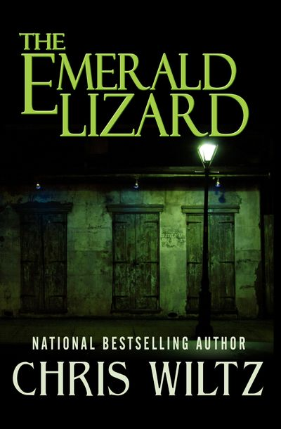 Buy The Emerald Lizard at Amazon