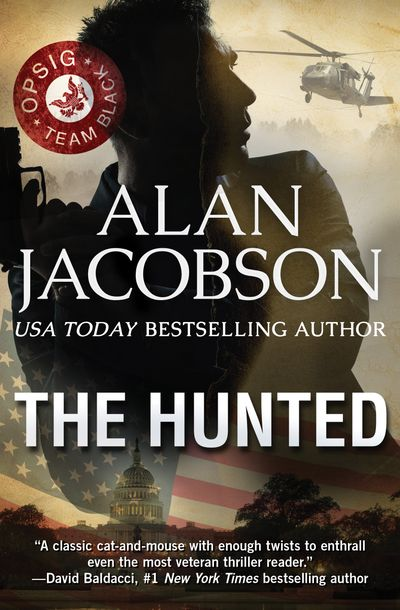 Buy The Hunted at Amazon