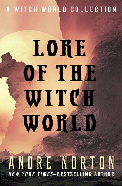 Buy Lore of the Witch World at Amazon