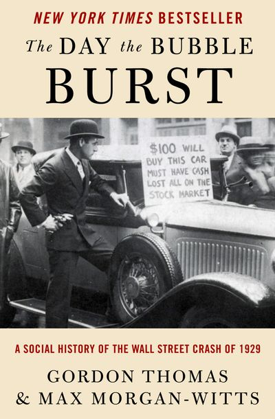 Buy The Day the Bubble Burst at Amazon