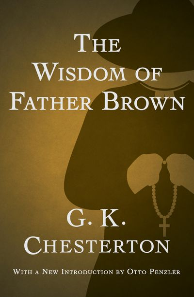 Buy The Wisdom of Father Brown at Amazon