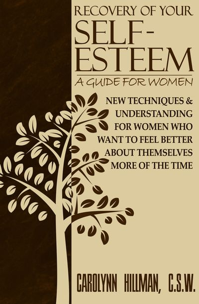 Buy Recovery of Your Self-Esteem: A Guide for Women at Amazon