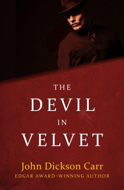 Buy The Devil in Velvet at Amazon