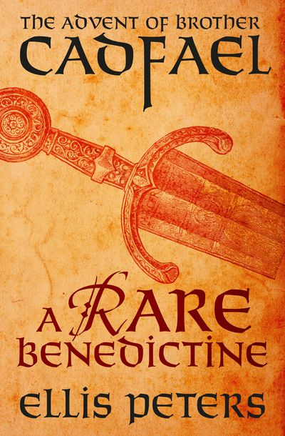 Buy A Rare Benedictine at Amazon