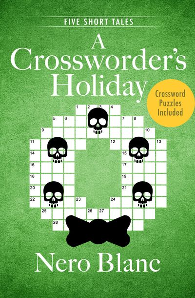 Buy A Crossworder's Holiday at Amazon