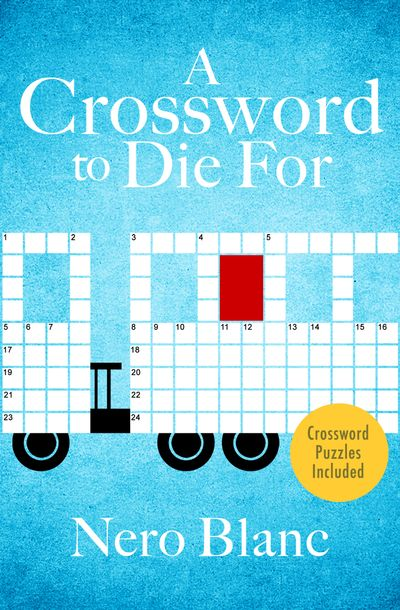 Buy A Crossword to Die For at Amazon