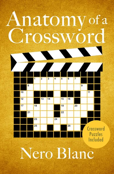 Buy Anatomy of a Crossword at Amazon