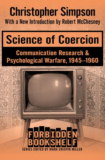 Buy Science of Coercion at Amazon