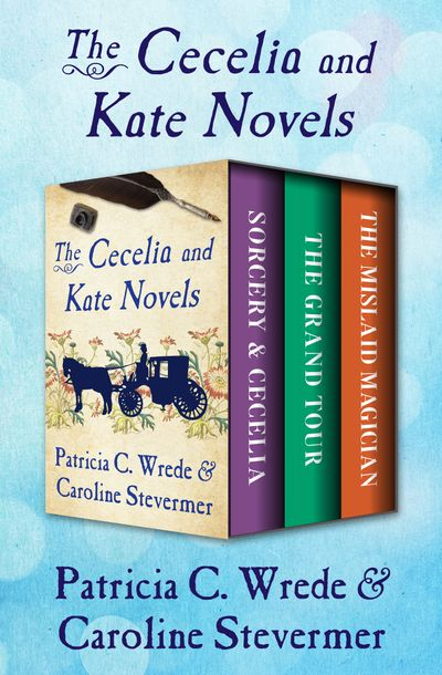 Buy The Cecelia and Kate Novels at Amazon