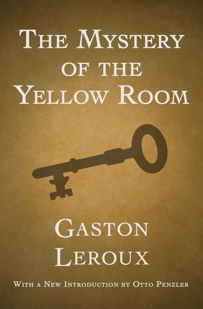 Buy The Mystery of the Yellow Room at Amazon