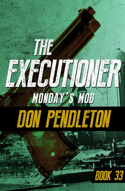 Buy Monday's Mob at Amazon