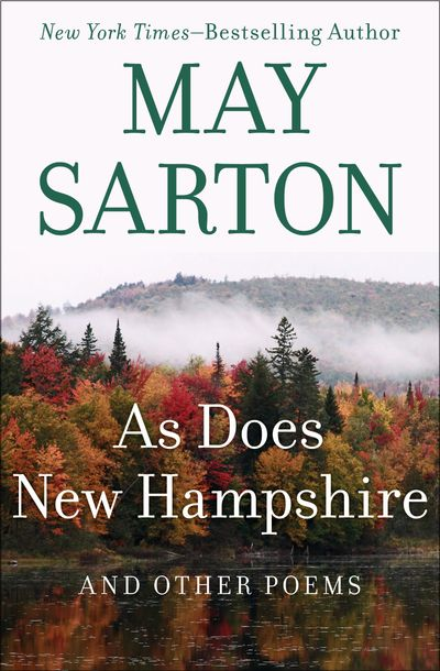 Buy As Does New Hampshire at Amazon