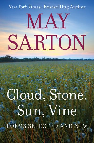 Buy Cloud, Stone, Sun, Vine at Amazon