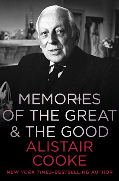 Buy Memories of the Great & the Good at Amazon