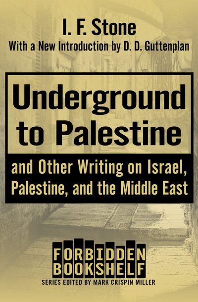 Underground to Palestine
