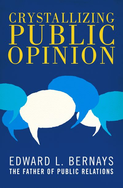 Buy Crystallizing Public Opinion at Amazon