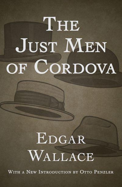 Buy The Just Men of Cordova at Amazon