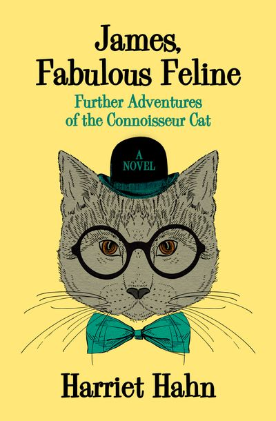 James, Fabulous Feline