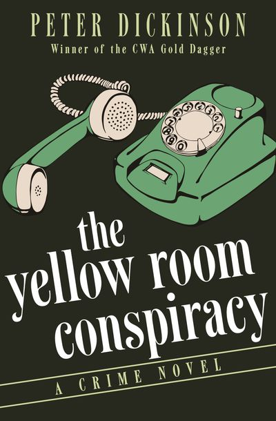 Buy The Yellow Room Conspiracy at Amazon