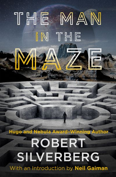 Buy The Man in the Maze at Amazon