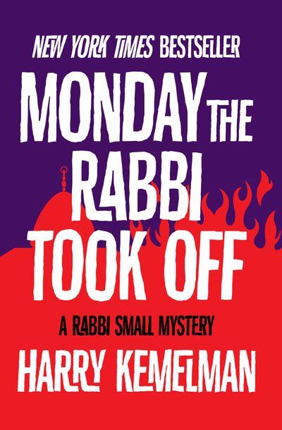 Buy Monday the Rabbi Took Off at Amazon