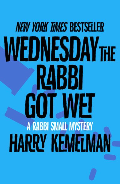 Buy Wednesday the Rabbi Got Wet at Amazon