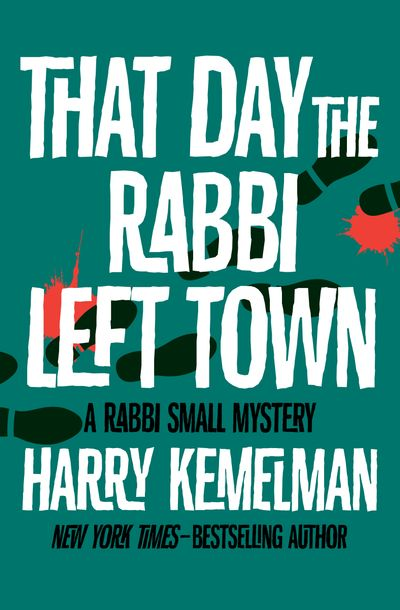 Buy That Day the Rabbi Left Town at Amazon
