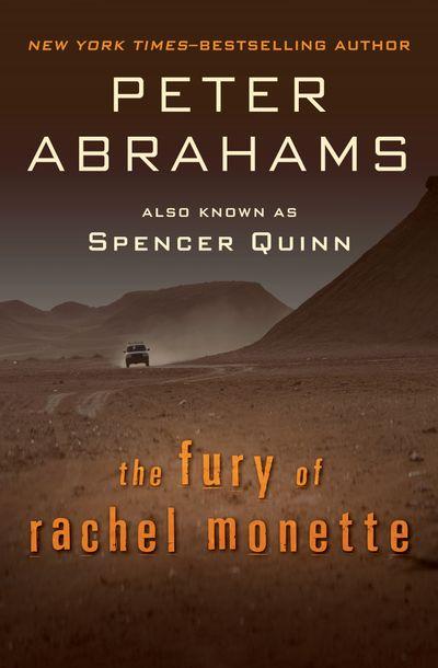 Buy The Fury of Rachel Monette at Amazon