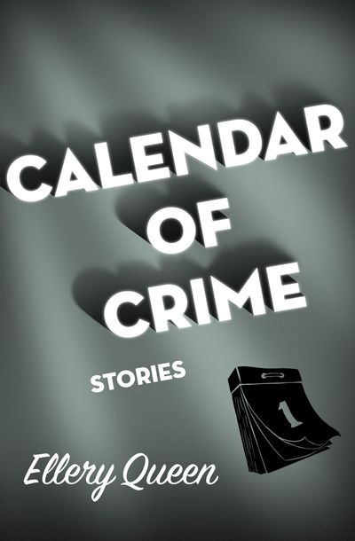 Buy Calendar of Crime at Amazon