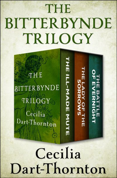 Buy The Bitterbynde Trilogy at Amazon